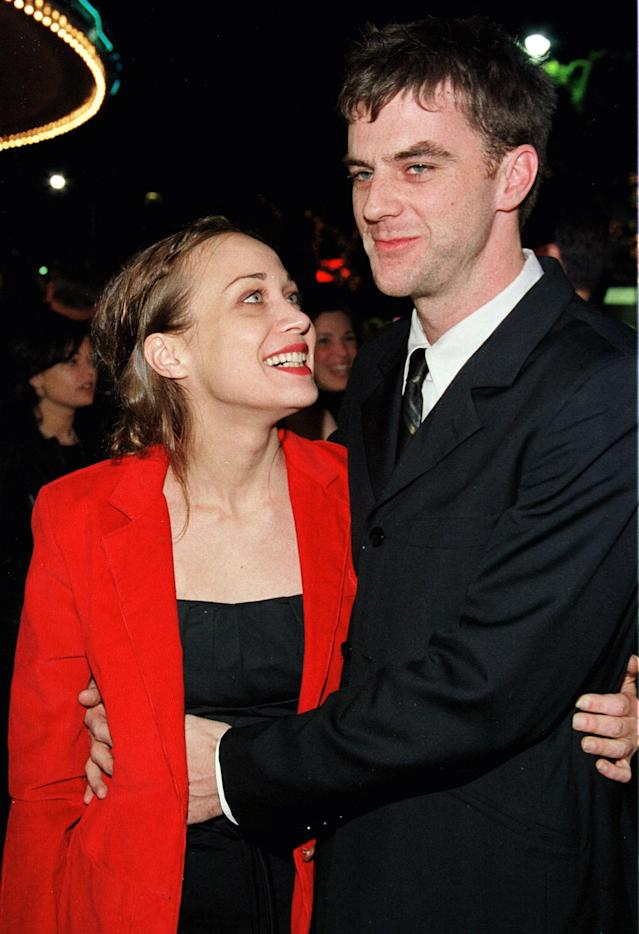 Apple dated director Paul Thomas Anderson (seen here at the 1999 premiere for his film <em>Magnolia)</em> until 2002. (Photo: Reuters)