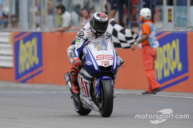 "17º- GP de San Marino 2011, Yamaha <span class=""copyright"">Gold and Goose / Motorsport Images</span>"
