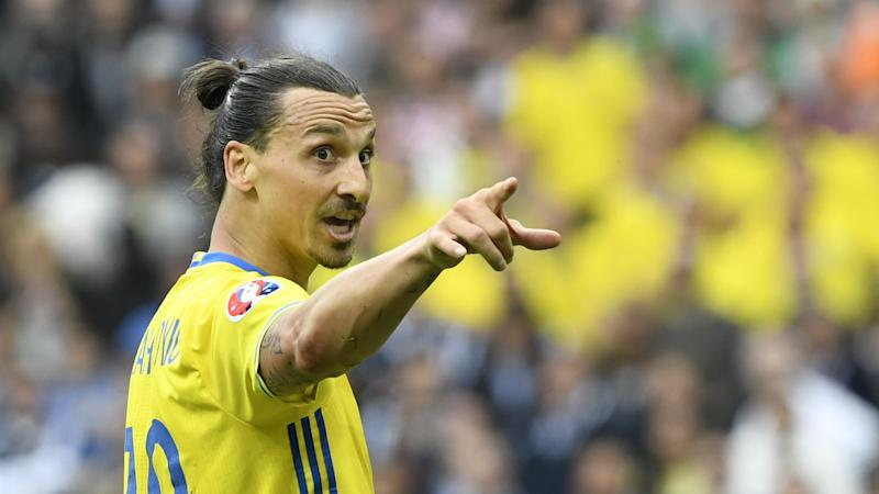 Zlatan Ibrahimovic to retire from international play after Euro 2016