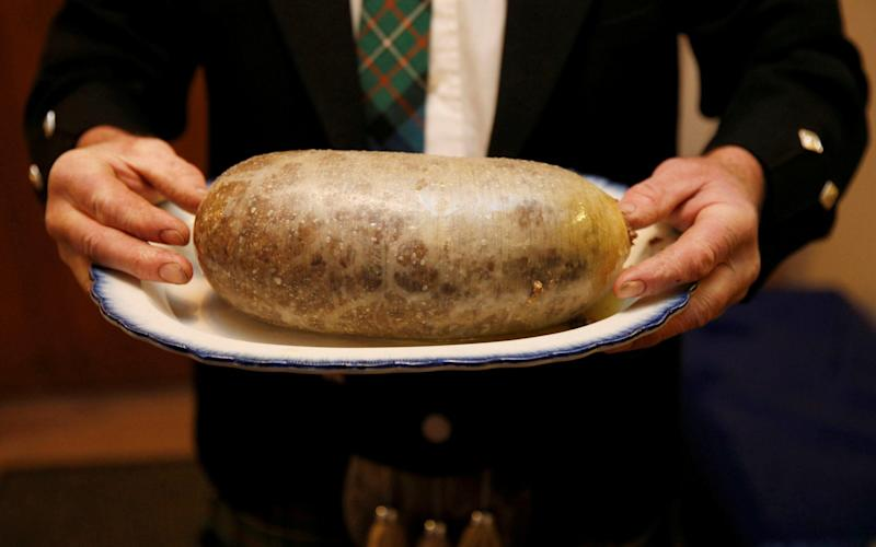 Got a vegan coming round for Burns Night? Ensure they don't miss out on all the fun - Reuters