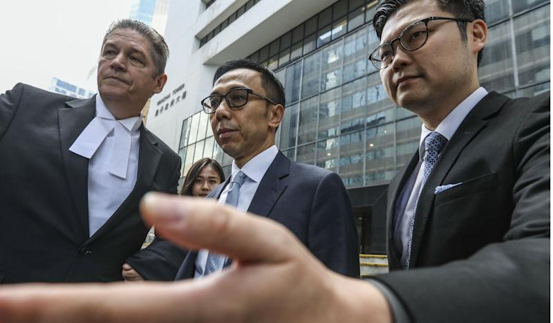 Tycoon Stanley Ho's sister-in-law and ex-official Wilson Fung had private relationship, gaming mogul's nephew tells bribery trial