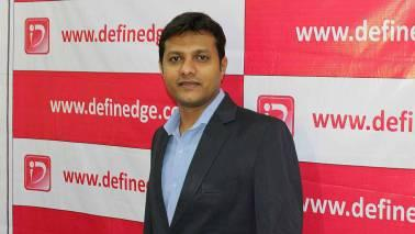 Pune-based Prashant Shah trades from a software that has been designed by him and his 14 member team at Definedge Solutions, a company co-founded by him