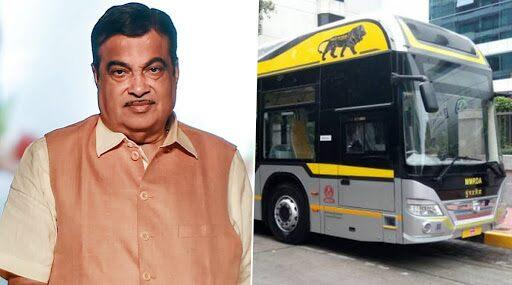 Electric Buses to Become Reality in Next Two Years, Says Nitin Gadkari
