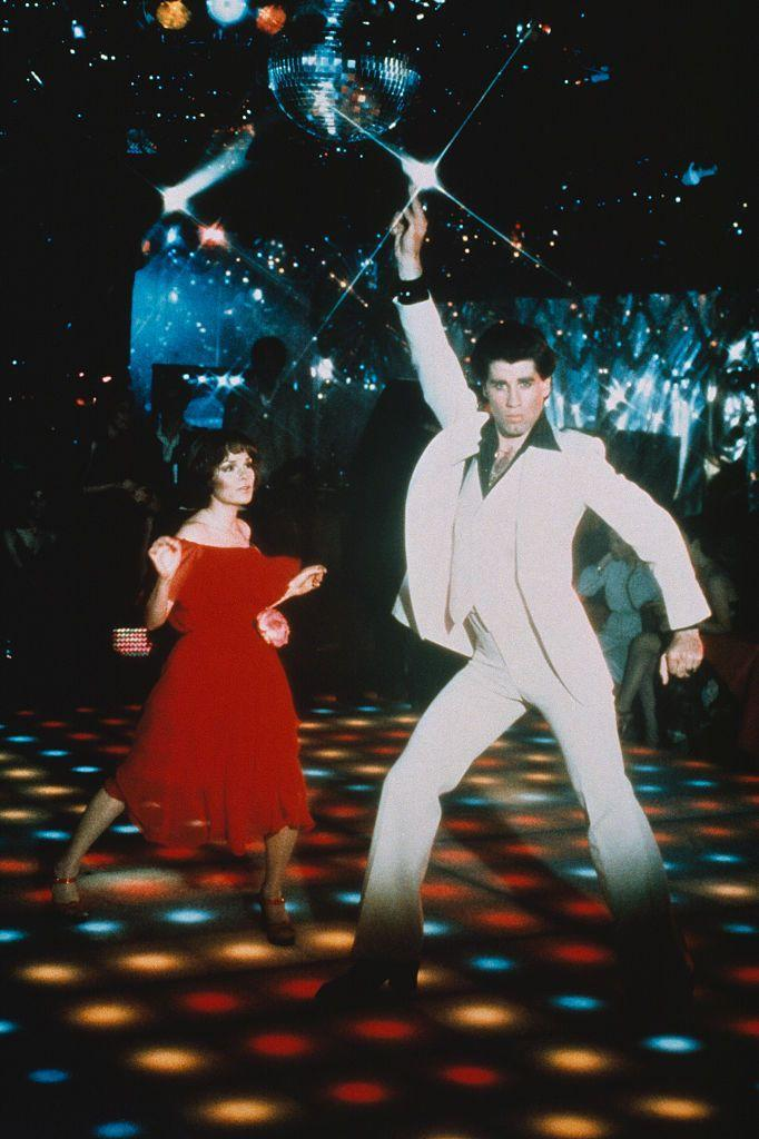 <p>It wasn't until he starred in <em>Saturday Night Fever</em> that John Travolta's career took off. The 1977 film became a box office hit in an era that craved anything disco. </p>