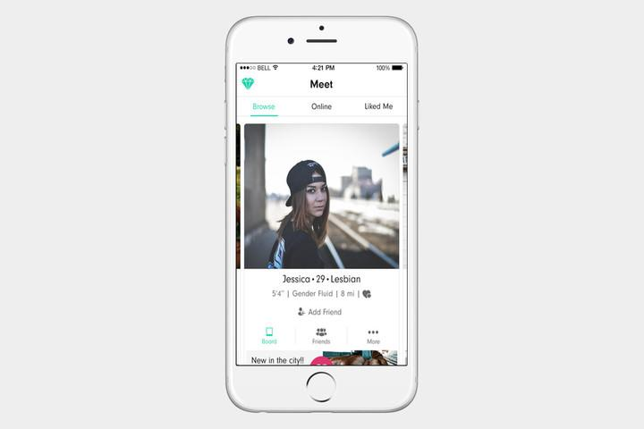 Fling dating app android