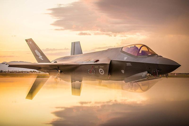 3869ec08d3f3 How the  Block  4 F-35 Stealth Fighter Could Become A Navy Killer ...