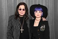 <p>Ozzy's kid Kelly Osbourne was born 10-27-1984. </p><p>Also on this day: <br>John Cleese <br>Roberto Benigni </p>