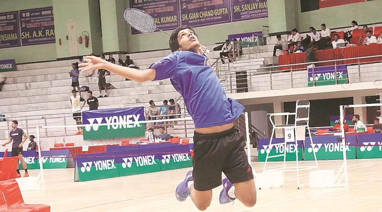 The Ajmer teenager, who won the u-17 silver medal at last year s Nationals, prefers the company of his old friends as he tries to find his feet in the higher age group.