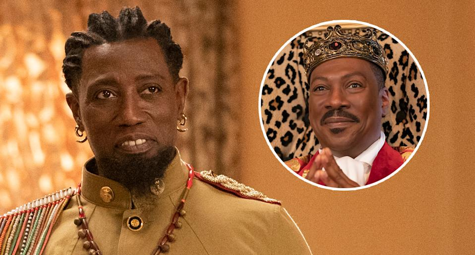 Wesley Snipes in Coming 2 America (Amazon Studios)