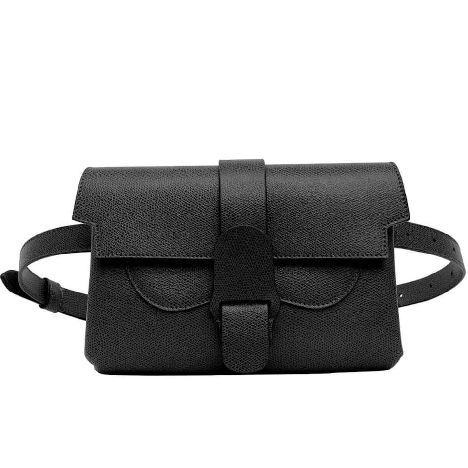 <p>Go hands-free with the <span>Senreve Aria Belt Bag</span> ($395) and wear it as a crossbody.</p>