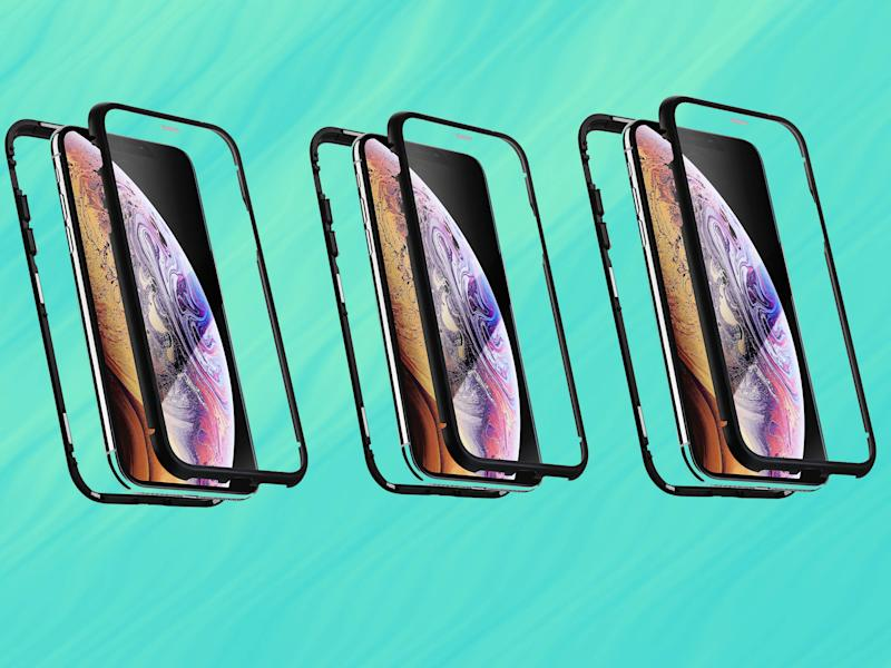 Apple released its striking iPhone X in November 2017, following up with a similar-looking device, the iPhone XS, in autumn 2018.The iPhone X has since been removed from the range so new customers will be buying the XS, but there are plenty of iPhone X users.Although the two phones are pretty much identical in size, there are differences. As such, not quite all cases work with both phones: the iPhone XS has different speaker grilles on the bottom edge, for instance, and the camera unit is a very slightly different size.If you don't know which one you have, there are a couple of telltale signs.First, the speaker grille on the bottom edge of the iPhone X is perfectly symmetrical with six perforations either side of the Lightning charging socket, while on the XS there are six holes on one side, three on the other.Second, the stainless steel rim which wraps round the edge of the phone has small breaks in it. These are part of the antenna band. On the iPhone X, there are four of these easily visible breaks, all on the long edges. But the iPhone XS also has one on the top edge, and one on the bottom. Finally, if your iPhone has a pale gold back, then it's the XS as the iPhone X only came in silver and space grey finishes.You can trust our independent reviews. We may earn commission from some of the retailers, but we never allow this to influence selections, which are formed from real-world testing and expert advice. This revenue helps us to fund journalism across The Independent.  Mous Clarity: £39.99, MousCompatibility: iPhone X, iPhone XSMous is an innovative company which has created its own high-impact material called AiroShock. This absorbs the energy of drops and dampens impact, allowing the cases to be slim but protective. There are dramatic examples of just how extremely Mous has tested the cases, with smartphones surviving intact. The Clarity case is the most elegant of the lot, with an entirely transparent back and black edging. Other Mous options include carbon-fibre and walnut finishes on the back. The Mous cases are designed with a lip that edges round to the front to protect the phone completely. Mous also includes a screen protector in the box. The Mous cases feel good in the hand and are scratch-resistant so the case, as well as the phone inside, stay looking good. Buy now Apple iPhone XS smart battery case: £129, AppleCompatibility: iPhone XS onlyThis case has a powerful and capacious battery in its back. This means it bulges out quite a bit, making the iPhone much bigger and heavier in this jacket. But it adds lots of hours of battery life and, as importantly, considerable peace of mind for the user that the iPhone won't flag when you need it. The material on the case has a really grippy feel that is pleasant and, as you'll know if your iPhone has ever slipped from your hand, useful. When you connect it, the iPhone display shows battery charge for both the built-in battery and the case cell. You can even charge the iPhone and case wirelessly thanks to a wireless coil in the battery case.Because the design is very slightly different on the new iPhone, Apple says this case is only compatible with the XS. We've tried it with both and it fits reasonably well, but the change in the microphones and speakers on the base mean that it affects audio playback and potentially call quality, though in our own testing, calls sounded good at both ends. In other words, Apple's known perfectionism seems to be what holds it back from recommending it for the iPhone X as well.Buy now QDOS Optiguard Infinity Glass: £49.99, QDOSCompatibility: iPhone X, iPhone XSCladding the iPhone X or iPhone X in the Optiguard case is simple, thanks to the clever hidden magnets which hold the front and back halves together delicately but firmly. Once in place, the iPhone is heavier and a little bigger but the simplicity of the design and clarity of the glass which covers front and back means the overall look is discreet and it stays faithful to the iPhone's look. The glass itself is strong and scratch-resistant, and the frame is a light aluminium alloy.Buy now Apple iPhone XS leather folio: £99, AppleCompatibility: iPhone X, iPhone XSFolio cases offer wraparound protection and this model is a perfect fit, plus has a feature most others lack: magnets in the edges turn the screen off when you close the front cover and wake it when you open it. The phone is held in place securely and a microfibre lining keeps the phone from internal scratches. There's a place for notes and credit cards in the front flap. The leather is supple and pleasing to the touch and there are eight colours to choose from.Buy now Gear4 Piccadilly: £29.99, Gear4Compatibility: iPhone X, iPhone XSGear4 uses a special shock-absorbing material called D3O, which disperses the energy of an impact if it falls. The case itself is transparent but the edge, where the D3O sits, is coloured black, white, gold or rose gold. The polycarbonate used in the rear of the case is similar to that used in bulletproof glass, Gear4 says, though we haven't tested how far this protection will take you. It also has a cleverly designed edge which doesn't slip easily from the hand.Buy now Lucrin iPhone wallet case: from £99, LucrinCompatibility: iPhone X, iPhone XSSwiss manufacturer Lucrin makes a series of highly attractive leather cases for the iPhone X/Xs, in a very wide range of styles. The cases are not cheap but the quality is seriously high and the results are deeply appealing. There's a simple pouch, one with a pocket attached, a zipped pouch, one with an opening on the long edge, and more. All have outstanding levels of craftsmanship and can be customised in terms of colour, leather finish and the addition of initials. The folio-style wallet case has three credit card slots and a place for banknotes in the front.Buy now Nodus Access Case III: £49.99, NodusCompatibility: iPhone X, iPhone XSNodus keeps its cases thinner and lighter by using a pad covered with microscopic suction cups to hold the phone in place instead of clips or cradles, which can bulk the case up and make it heavier. Attaching the phone just right can take a couple of goes but it then stays in place securely. The leather is supple enough to feel comfortable but still offers decent protection.Buy now Pipetto 2-in-1 leather magnetic folio: £44.95, PipettoCompatibility: iPhone X, iPhone XSThis is a clever case: a protective shell clips to the back of the iPhone, but it also comes with a leather folio into which the shell fits and is held in place magnetically. The latest iPhones have wireless charging, of course, but, remarkably, that still works with the inner shell still in place – you just take the inner shell out of the folio again. The folio has slots for credit cards and cash. Pipetto is a strikingly good brand, with good-value, sophisticated and well-made cases for iPhones and iPads.Buy now Sena UltraSlim leather sleeve: £34.99, AmazonCompatibility: iPhone X, iPhone XSSena makes delicious leather cases for phones and other gadgets, in a variety of styles and finishes. The UltraSlim sleeve lives up to its name and is highly tactile, with a soft, comfortable feel. The lining is a soft microsuede to keep the phone safe. The advantage of a sleeve, of course, is that you get to see and touch the phone itself when you take it out. Like the other models in Sena's wide collection, this is well-crafted, durable and attractive. Choose from tan and black finishes.Buy now Peel Super Thin: £22, PeelCompatibility: iPhone X, iPhone XSIf you would really like to use the phone without a case bulking it up but are worried that it will get scratched, then the preposterously thin cases from Peel barely feel like you have a case on your iPhone at all. However, because this doesn't stretch right round to the front, it's wise to choose a screen protector, too. There's a perfectly clear case, or semi-transparent matte finish options including rose gold, black and silver, which all let the iPhone Apple logo shine through. Or you can plump for the glossy jet black and jet white versions, which are particularly opulent, or a solid matte black finish that is very discreet. The cases fit easily, feel good and look great.Buy now Snakehive vintage wallet: £26.95, SnakehiveCompatibility: iPhone X, iPhone XSBritish manufacturer Snakehive makes high-end accessories, including this neat folio case, at accessible prices. The Vintage leather wallets are available in 11 colours, including pastel shades and two-tone finishes. The moss and burnt orange versions are particularly eye-catching. There's room for three cards, plus notes, in the wallet and a magnet keeps the front cover shut – though it doesn't turn the screen off when you close it as Apple's own case does. The leather is hard-wearing but soft to the touch. You can personalise these cases with two initials for an extra £6.95.Buy now The verdict: iPhone X and XS casesFor sheer reliable protection, the Mous case stands out, but for a soft, supple feel, then the Lucrin range is very hard to beat. Apple's own cases, especially the soft leather folio, are effective, especially in the way they turn the iPhone's screen off when you close the cover, which saves battery power.
