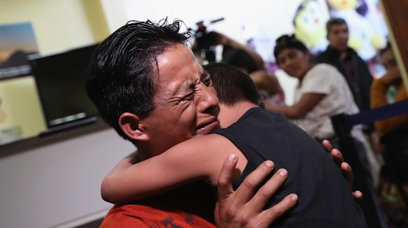 ICE Withheld Deported Parents' Phone Numbers From Lawyers, ACLU Says