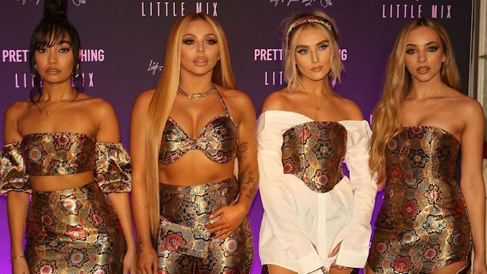 The documentary will also see Pinnock talk to her Little Mix bandmates