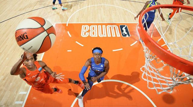 While big-time players remain on the sidelines, independent developers are offering fantasy products that could boost interest in the WNBA.