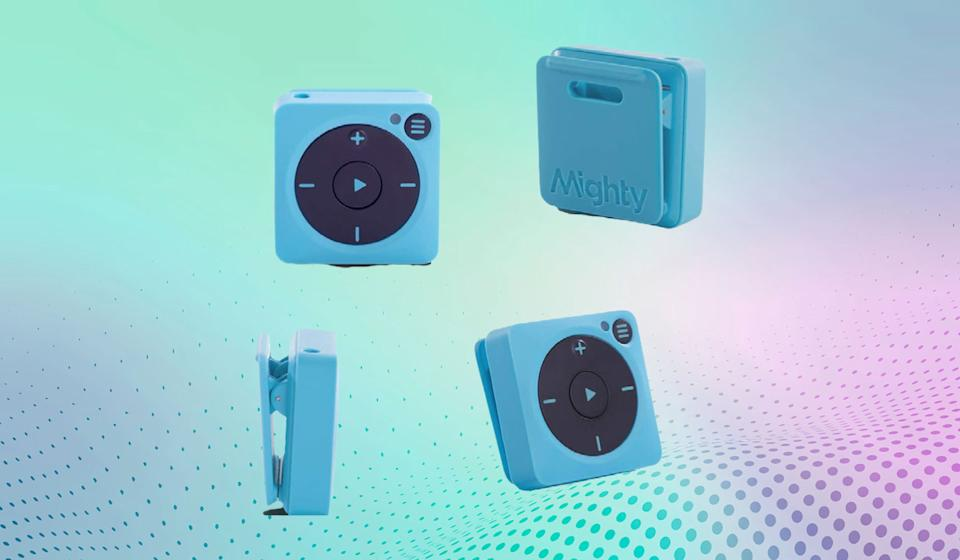 The Mighty Vibe puts Amazon and Spotify playlists in your pocket for offline listening. Genius! So why aren't there more products like it? (I'm seriously asking.) (Photo: Mighty)