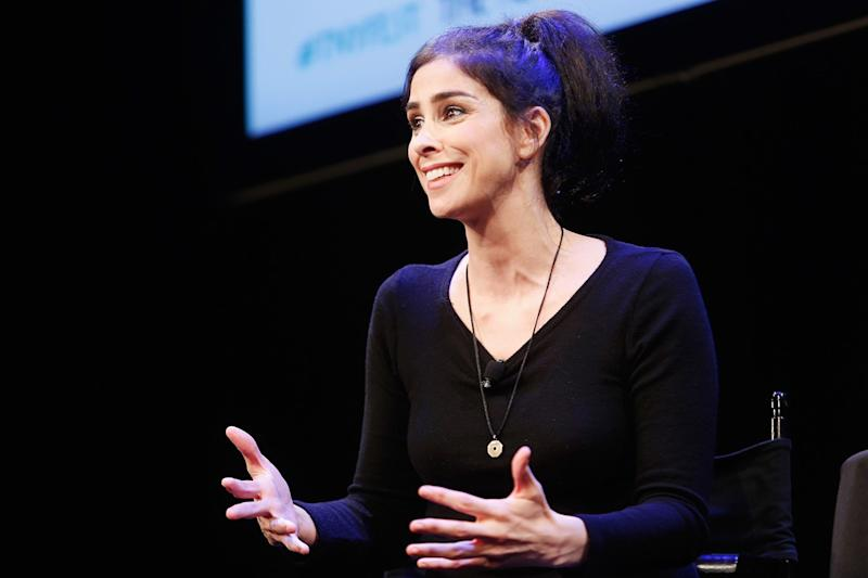 Can Sarah Silverman Launch the First Successful Streaming Talk Show?