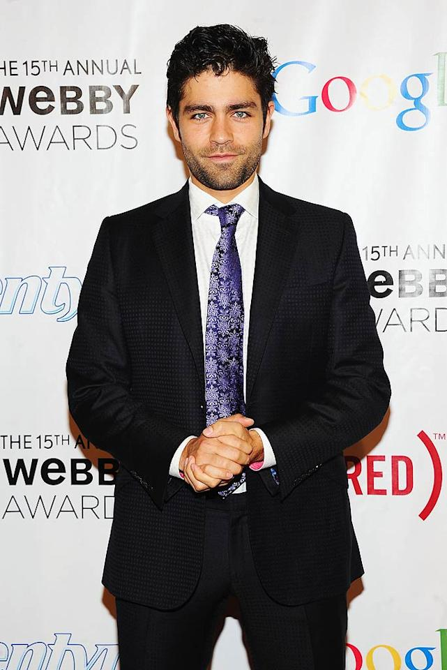 "July 10: Adrian Grenier turns 35 Jamie McCarthy/<a href=""http://www.gettyimages.com/"" target=""new"">GettyImages.com</a> - June 13, 2011"