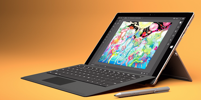 surface pro 4 smaller