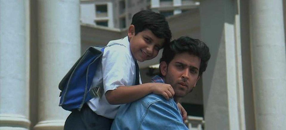 Master Abhishek Sharma, who played Hrithik's younger brother in the film grew up to have a successful career in television and has appeared in shows like <em>Miley Jab Hum Tum</em> and <em>Sasural Simar Ka</em>.