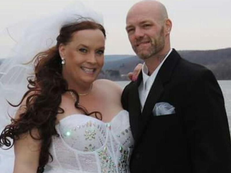 Christa Steele-Knudslien was reportedly murdered by her husband: Facebook/Christa Leigh Steele-Knudslien