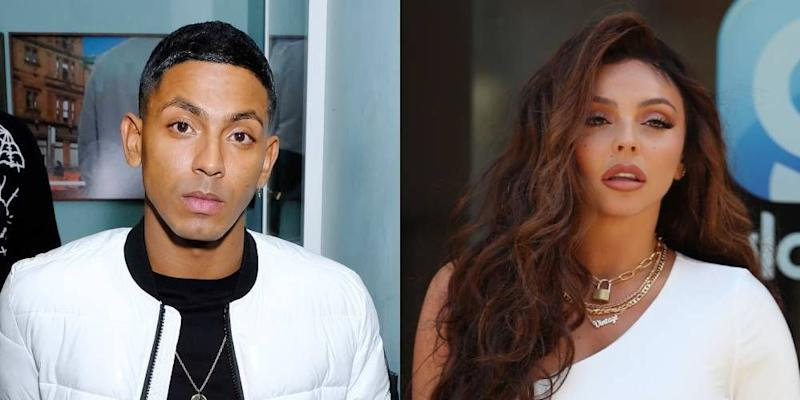 Jesy Nelson's boyfriend Sean Sagar just left a NSFW comment on her Instagram picture