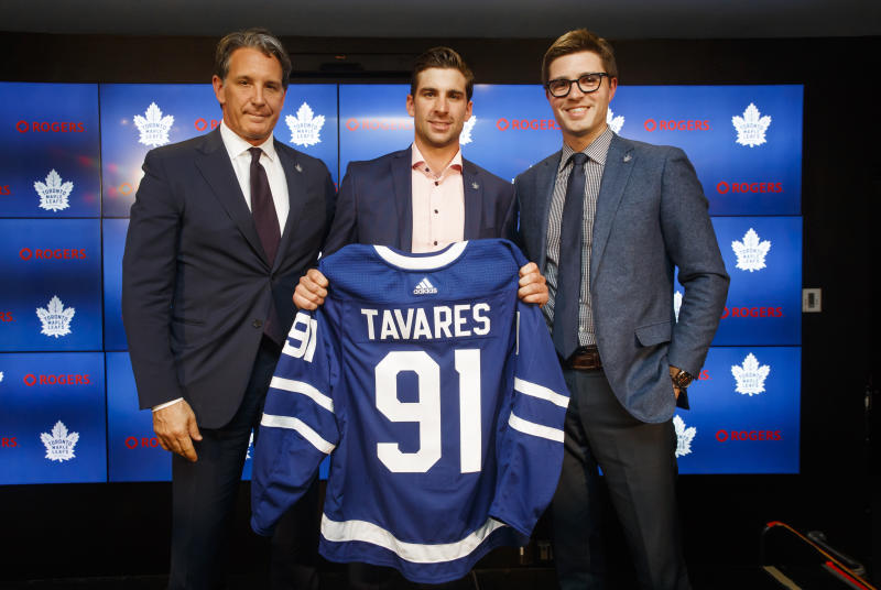 Kyle Dubas vows to preserve Maple Leafs' core