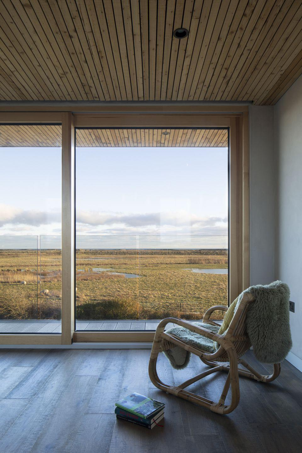 """<p>It's telling that Derek Rankin and Rob Pollard named their studio after the fishing boat code for the area where they're based. The duo have become experts in designing for coastal settings, with highlights including a Camber Sands beach house and a larch-clad home overlooking Rye Harbour Nature Reserve.</p><p><strong>They say </strong>'Whether it's the patina created on metal surfaces or the natural silvering process of timber, our aim is to create architecture that complements its environment and is enhanced by the weathering process.' <a href=""""https://www.rxarchitects.com/"""" rel=""""nofollow noopener"""" target=""""_blank"""" data-ylk=""""slk:rxarchitects.com"""" class=""""link rapid-noclick-resp"""">rxarchitects.com </a></p>"""