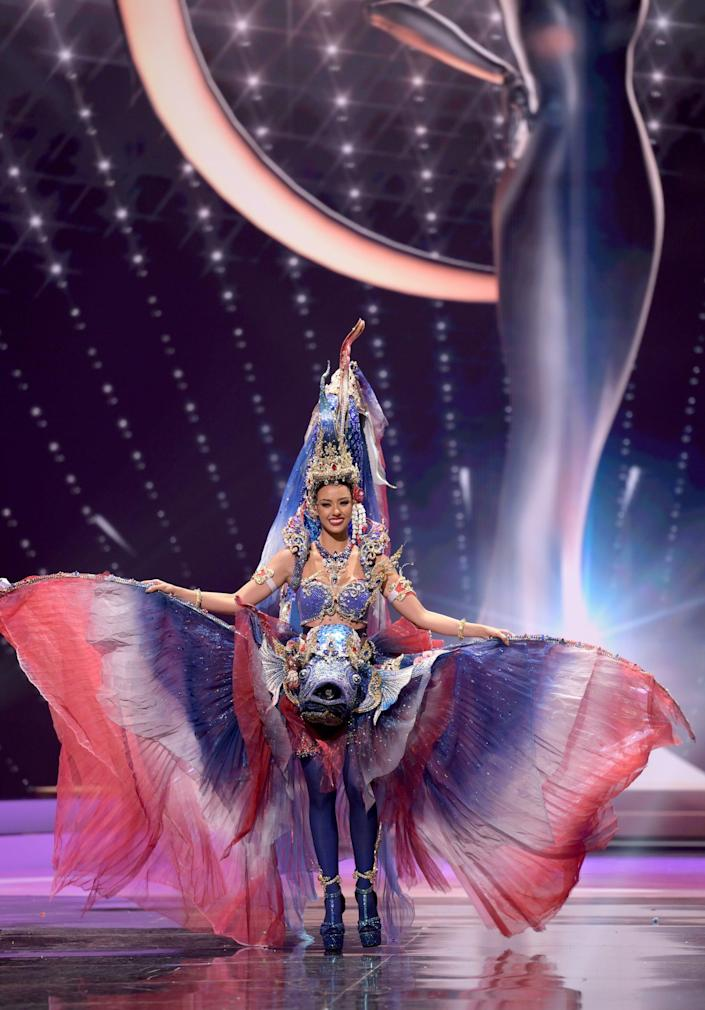 Miss Thailand National Costume Show 2021
