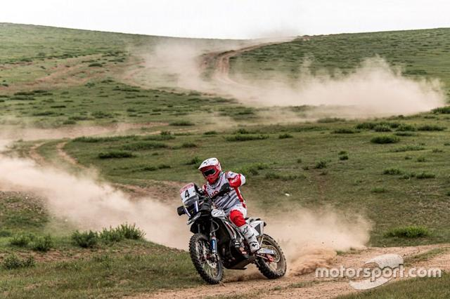 "Paulo Gonçalves, Hero MotoSports Team Rally <span class=""copyright"">Hero MotoCorp</span>"