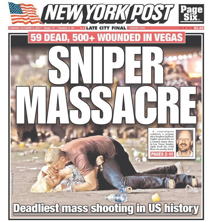 """<p>""""New York Post,"""" published in New York, N.Y. (newseum.org) </p>"""