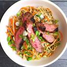 """<p>A heartier steak salad with an Asian twist.</p><p>Get the recipe from <a href=""""https://www.delish.com/cooking/recipe-ideas/recipes/a43566/soba-noodle-salad-grilled-flank-steak-recipe/"""" rel=""""nofollow noopener"""" target=""""_blank"""" data-ylk=""""slk:Delish"""" class=""""link rapid-noclick-resp"""">Delish</a>.</p>"""