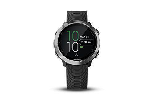 "<p><strong>Garmin</strong></p><p>amazon.com</p><p><strong>$283.82</strong></p><p><a href=""https://www.amazon.com/dp/B078H244WN?tag=syn-yahoo-20&ascsubtag=%5Bartid%7C2140.g.33448670%5Bsrc%7Cyahoo-us"" rel=""nofollow noopener"" target=""_blank"" data-ylk=""slk:Shop Now"" class=""link rapid-noclick-resp"">Shop Now</a></p><p>If you want to pull a Cheryl Strayed (please tell me you've read <em>Wild</em>) and hit the trails solo? Consider making the Garmin ForeRunner 645 Music your trailmate.</p><p> In addition to logging your loop with the help of the downloadable GPS, this hiking watch has a safety feature that, when activated, automatically notifies your pre-loaded emergency contacts of your whereabouts. </p><p>It also has a training status measure that calculates whether your current activity level is enough for you to improve or maintain your fitness capacity—or whether it won't do much for you at all.</p><p>Another major plus: You can also download over 600 songs directly to your watch. So, if you prefer to hit the trails with a podcast or favorite playlist humming in your ears, you can. </p>"