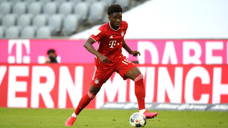 Meep, meep! Alphonso Davies clocks Bundesliga's fastest sprint on record
