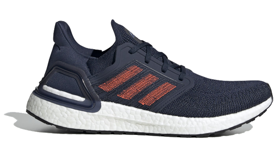 """<p><a class=""""link rapid-noclick-resp"""" href=""""https://go.redirectingat.com?id=127X1599956&url=https%3A%2F%2Fwww.adidas.co.uk%2Fultraboost-20-shoes%2FEG0693.html&sref=https%3A%2F%2Fwww.esquire.com%2Fuk%2Fstyle%2Fshoes%2Fg24739613%2Fbest-mens-running-shoes%2F"""" rel=""""nofollow noopener"""" target=""""_blank"""" data-ylk=""""slk:SHOP"""">SHOP</a></p><p>We're big fans of the UltraBoost series and even bigger fans of saving the Earth from a fiery, pollution-fuelled apocalypse. So we're extremely please to say that adidas sourced these super comfortable sock-like trainers from recycled materials without sacrificing any of the quality.</p><p>UltraBoost 20, £159.95, <a href=""""https://go.redirectingat.com?id=127X1599956&url=https%3A%2F%2Fwww.adidas.co.uk%2Fultraboost-20-shoes%2FEG0693.html&sref=https%3A%2F%2Fwww.esquire.com%2Fuk%2Fstyle%2Fshoes%2Fg24739613%2Fbest-mens-running-shoes%2F"""" rel=""""nofollow noopener"""" target=""""_blank"""" data-ylk=""""slk:adidas.co.uk"""" class=""""link rapid-noclick-resp"""">adidas.co.uk</a></p>"""