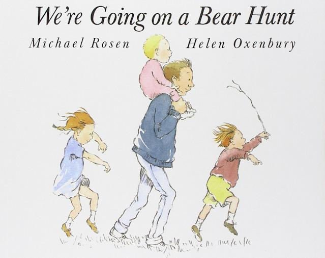 《We are going on a bear hunt》