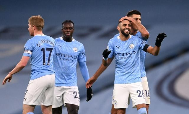 City hit form as they thrashed Burnley 5-0 on Saturday