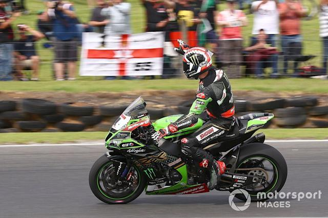 "Jonathan Rea, Kawasaki Racing Team <span class=""copyright"">Gold and Goose / Motorsport Images</span>"