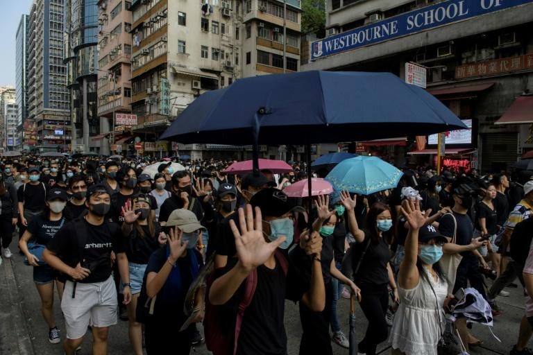 Following the murder case, Hong Kong's government attempted to ram through a bill allowing extradition to mainland China but met with a massive public backlash and record protests