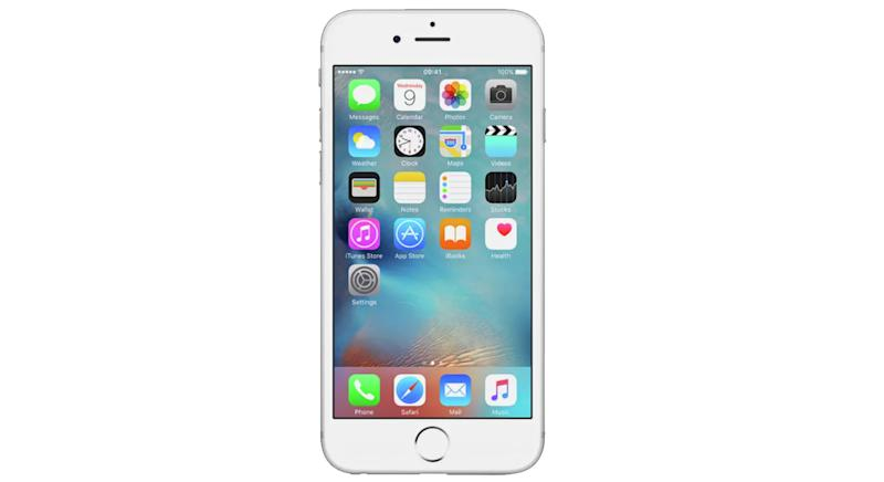 SIM Free iPhone 6s 128GB Mobile Phone