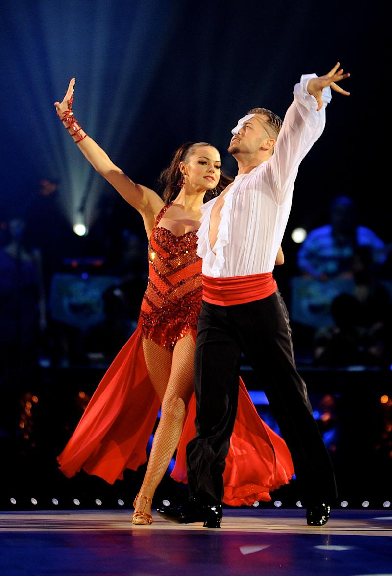Kara and Artem had a double victory in 2010. Shortly after taking home the glitter-ball trophy, they announced that they were dating.