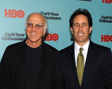Larry David, Jerry Seinfeld Weigh in on Natalie Wood Death Mystery (Video)