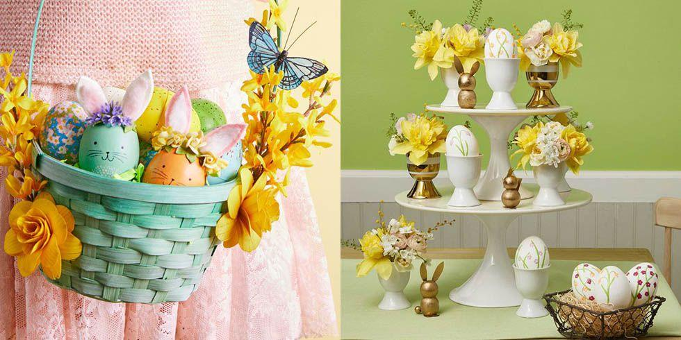 """<p>Easter crafts are not reserved for children. These cute and easy Easter crafts for adults are the perfect way to turn your home into an Easter Bunny's paradise. Between the homemade centerpieces and <a rel=""""nofollow"""" href=""""https://www.womansday.com/home/crafts-projects/g2886/diy-easter-wreaths/"""">DIY holiday wreaths</a>, these Easter crafts will be a hit this year. Then, grab the kiddos and make our <a rel=""""nofollow"""" href=""""http://www.womansday.com/home/crafts-projects/g2876/easter-crafts-for-kids/"""">Easter crafts for kids</a>!</p>"""