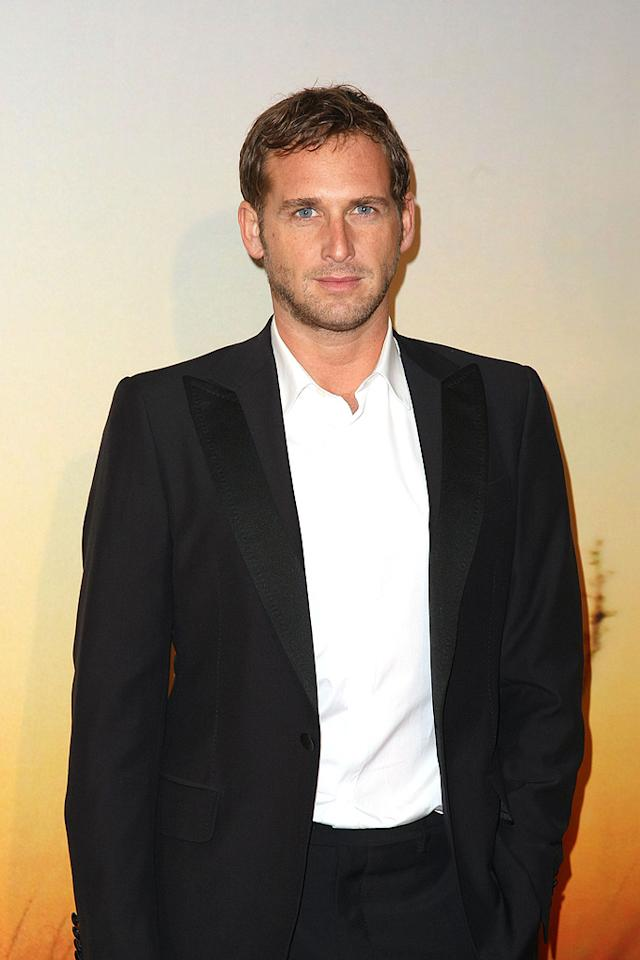 """<a href=""""http://movies.yahoo.com/movie/contributor/1800354375"""">Josh Lucas</a> at the MoMa Film benefit gala honoring Baz Luhrmann in New York - 11/10/2008"""