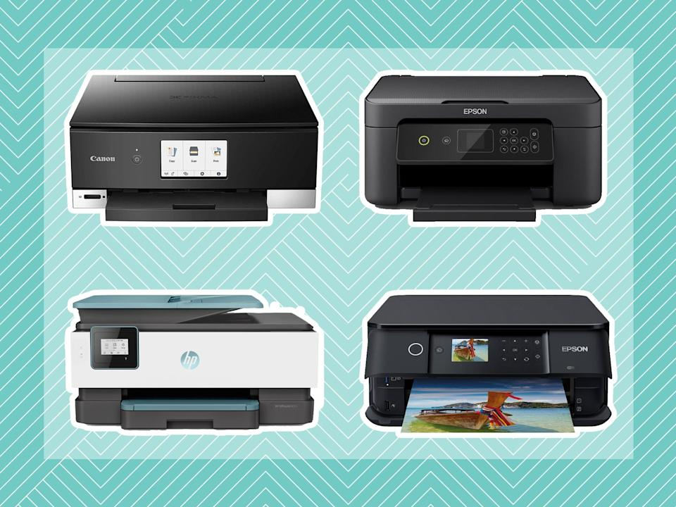 These printers were tested on ease of set up, efficacy and print performance (The Independent/iStock)