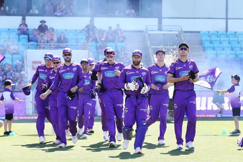 Hobart Hurricanes bank on head to head record against Thunder