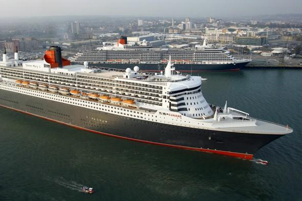 Cunard removes Rolf Harris artwork from cruise ships following child sex charges