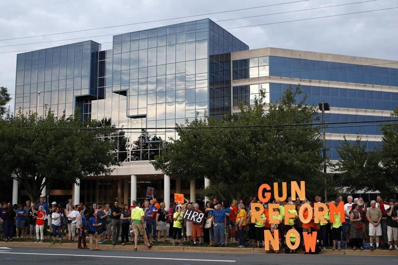 NRA has laid off more than 60 employees