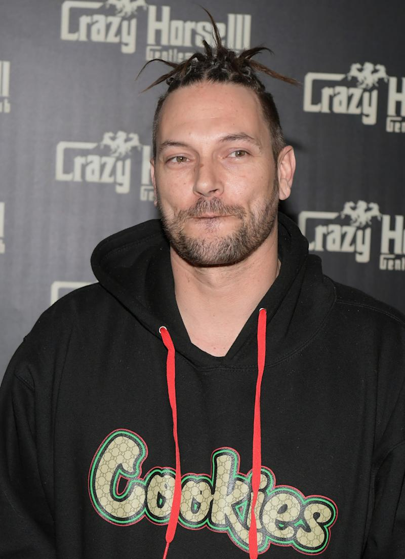 LAS VEGAS, NV - MARCH 24: DJ Kevin Federline arrives at the Crazy Horse III Gentlemen's Club to celebrate his birthday on March 24, 2018 in Las Vegas, Nevada. (Photo by Bryan Steffy/WireImage)