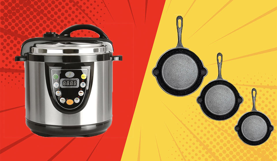 Cook slow if you like, but act fast...this deal expires in a few days. (Photo: QVC)