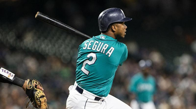 M's send All Star INF Segura to Phillies